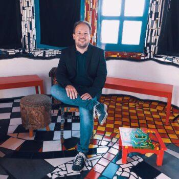 Roman Scherrer – Autor